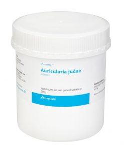 Auricularia judae Judasohr Vitalpilzpulver