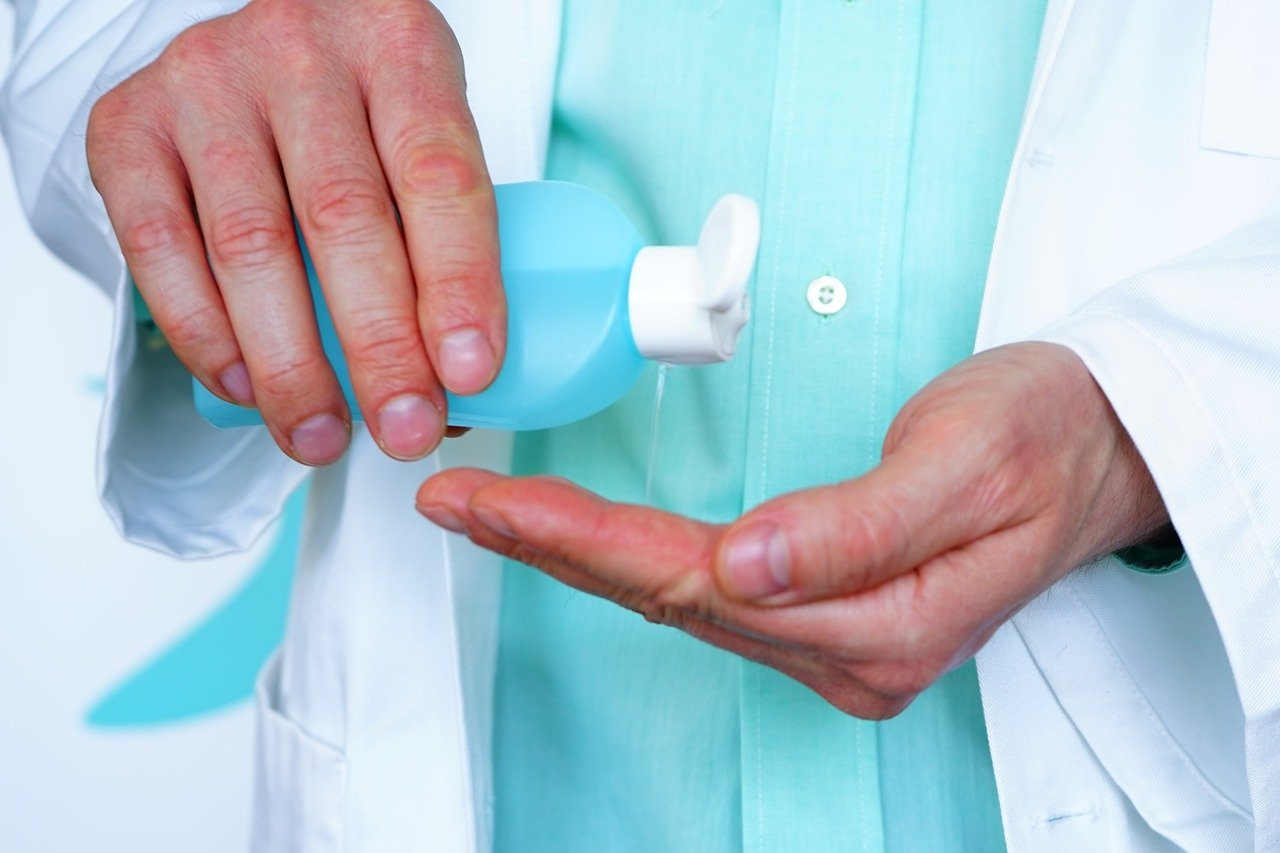 Desinfektionsmittel aus Wasser und Salz?