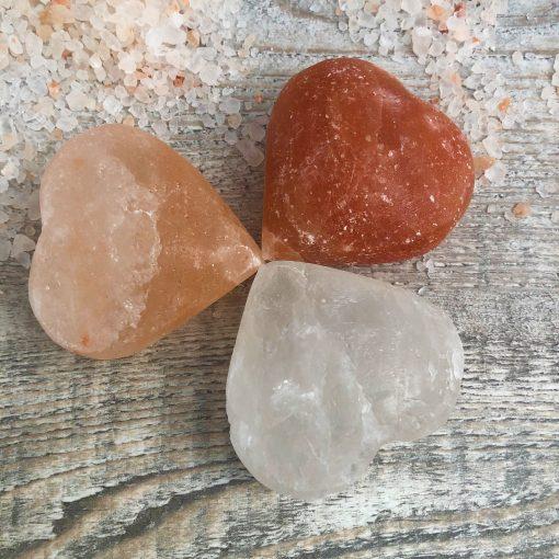 Salzkristall Deo & Peelingstein