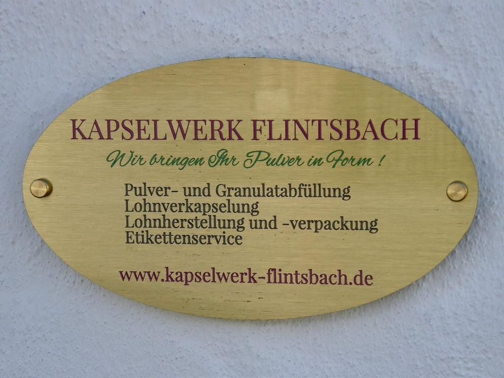 Kapselwerk Flintsbach