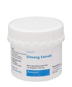Ginseng-Extrakt